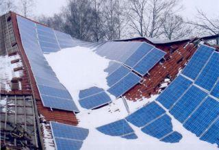 Hält Ihr Dach das aus?