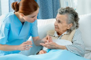 Das Thema Pflege