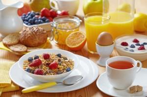 Unternehmerfrühstück in Hittfeld