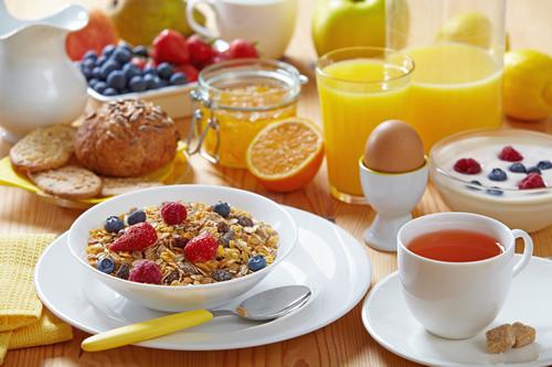 Sein Sie dabei: das legendäre Unternehmerfrühstück in Hittfeld